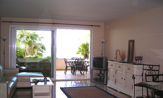 Frontline beach appartement te koop, eerste lijn strand, beachfront / first line beach, Marbella - Estepona. 2
