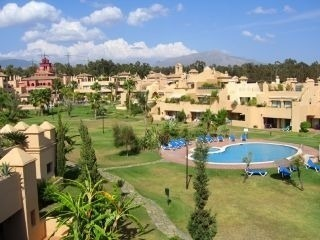 Koop appartement in bewaakt resort, Marbella - Benahavis