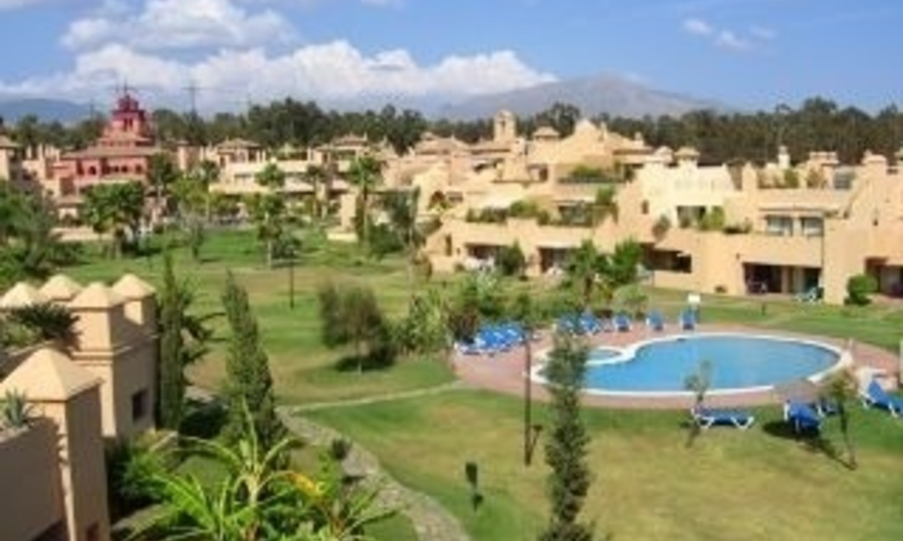 Koop appartement in bewaakt resort, Marbella - Benahavis 0