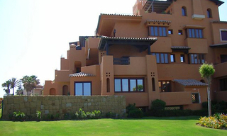 Beachfront luxe penthouse appartement te koop, New Golden Mile, Marbella - Estepona 10