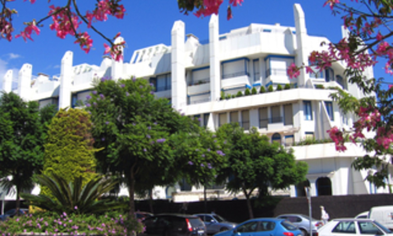 Marbella for sale: 2de lijn strand appartement te koop in Marbella centrum. 1