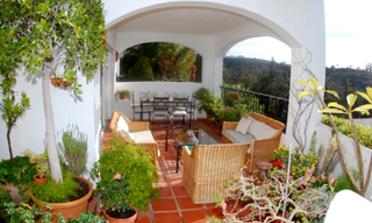 Marbella for sale: Penthouse appartement te koop in Nueva Andalucia - Marbella 2