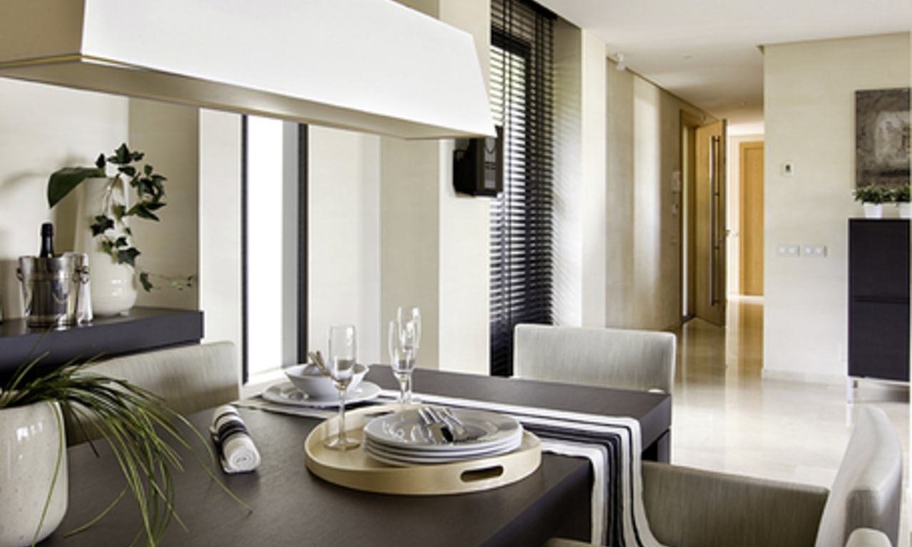 Luxueus modern penthouse appartement te koop, Golden Mile, Marbella 6
