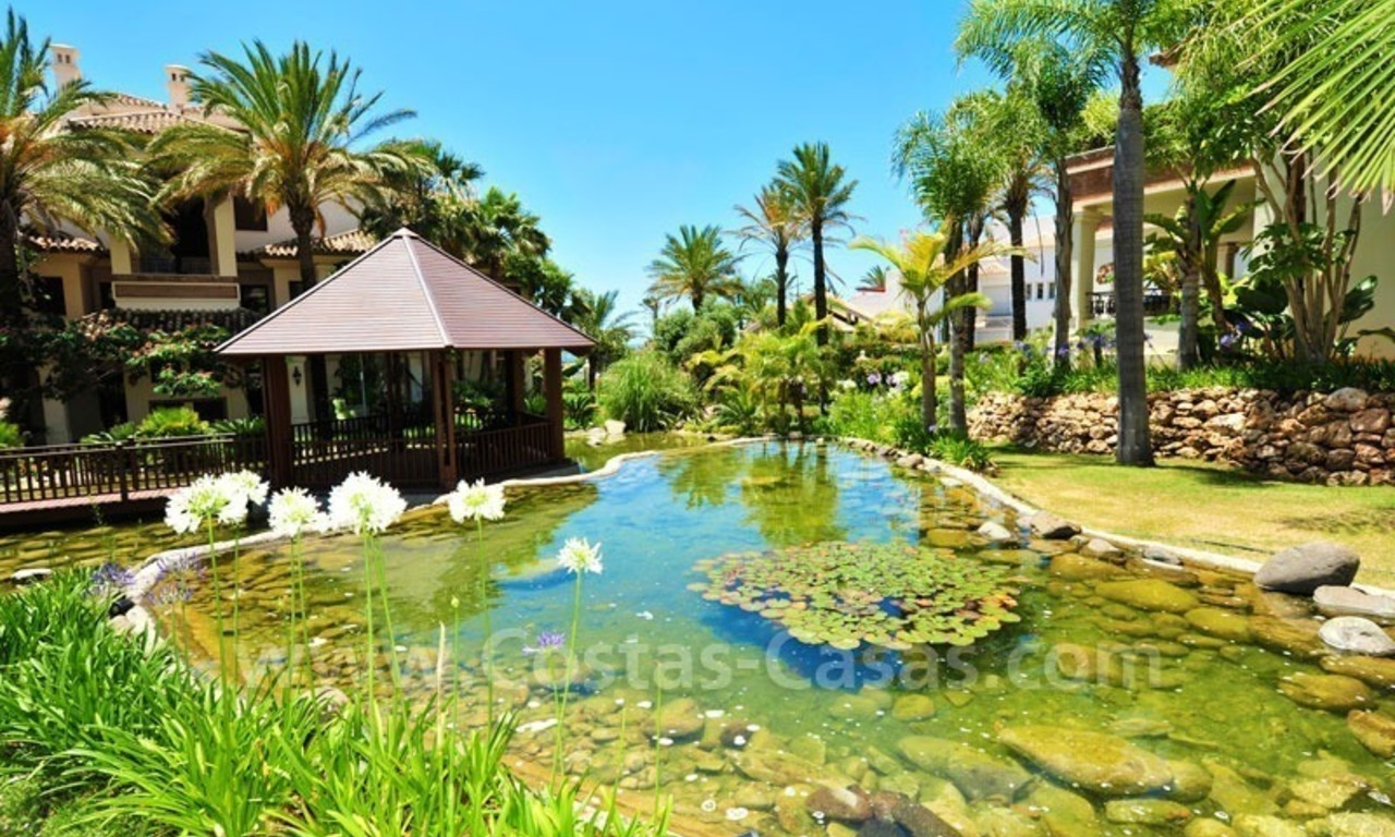 Marbella for sale: Spoedverkoop Luxe appartement Los Monteros playa 2