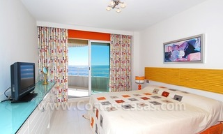 Beachfront modern appartement te koop, Golden Mile, Marbella 16