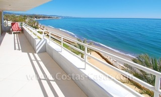 Beachfront modern appartement te koop, Golden Mile, Marbella 3