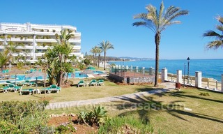 Beachfront modern appartement te koop, Golden Mile, Marbella 21