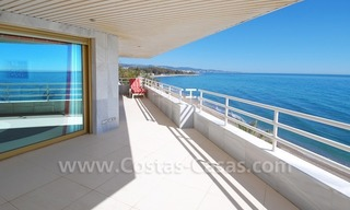 Beachfront modern appartement te koop, Golden Mile, Marbella 4
