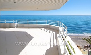 Beachfront modern appartement te koop, Golden Mile, Marbella 6