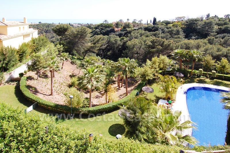 Distressed sale – luxe appartement te koop in Sierra Blanca te Marbella