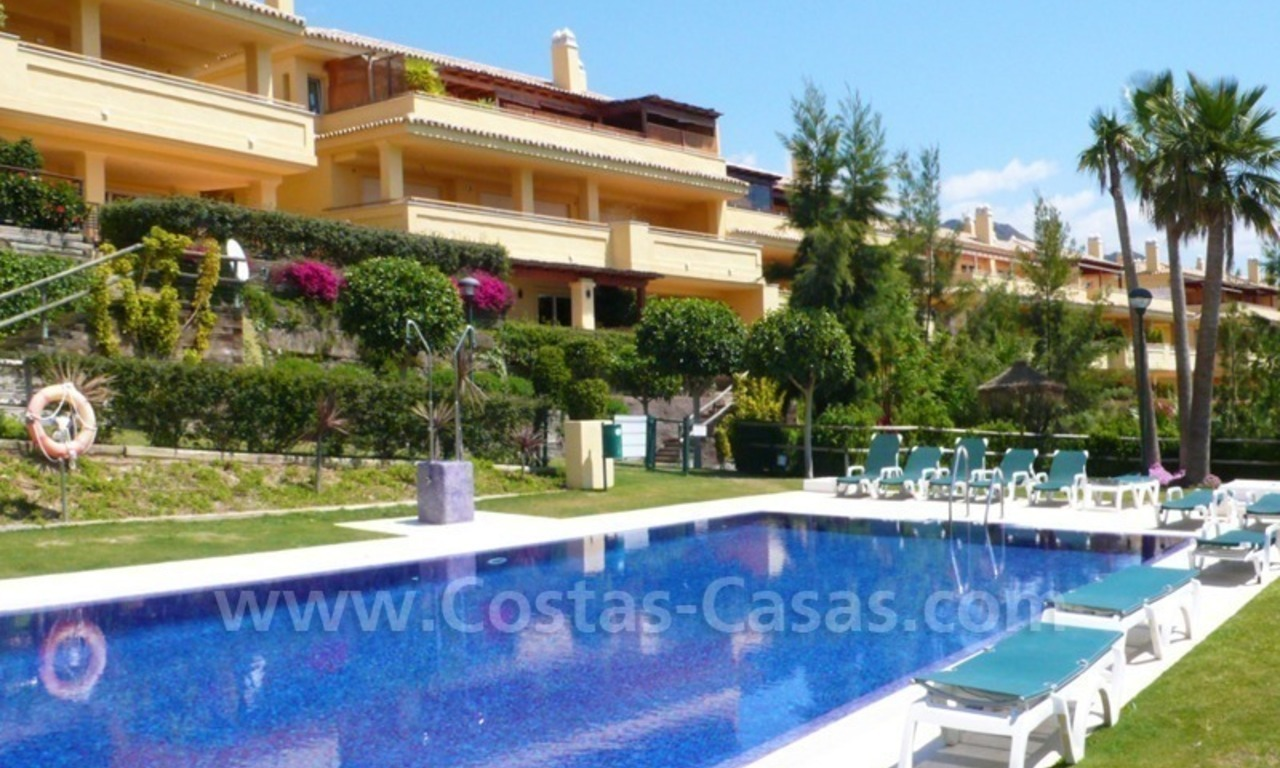 Distressed sale – luxe appartement te koop in Sierra Blanca te Marbella 13