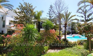 Ruim appartement te koop in een beachfront complex aan de Golden Mile in Marbella 16