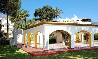 Ruim appartement te koop in een beachfront complex aan de Golden Mile in Marbella 5