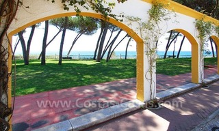 Ruim appartement te koop in een beachfront complex aan de Golden Mile in Marbella 6