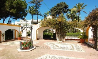 Ruim appartement te koop in een beachfront complex aan de Golden Mile in Marbella 7