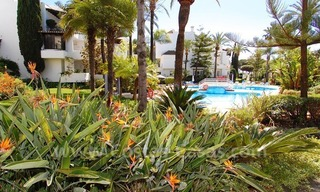 Ruim appartement te koop in een beachfront complex aan de Golden Mile in Marbella 17