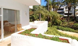 Ruim appartement te koop in een beachfront complex aan de Golden Mile in Marbella 20