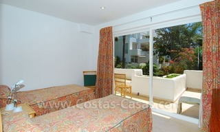 Ruim appartement te koop in een beachfront complex aan de Golden Mile in Marbella 27
