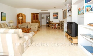 Ruim appartement te koop in een beachfront complex aan de Golden Mile in Marbella 21