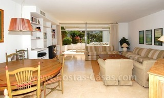 Ruim appartement te koop in een beachfront complex aan de Golden Mile in Marbella 22