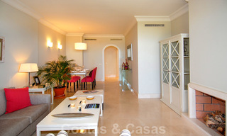 Golf appartementen te koop in 5* golfresort, Marbella - Benahavis 24003