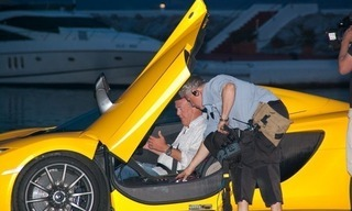 TOP GEAR in Puerto Banus, Marbella 7
