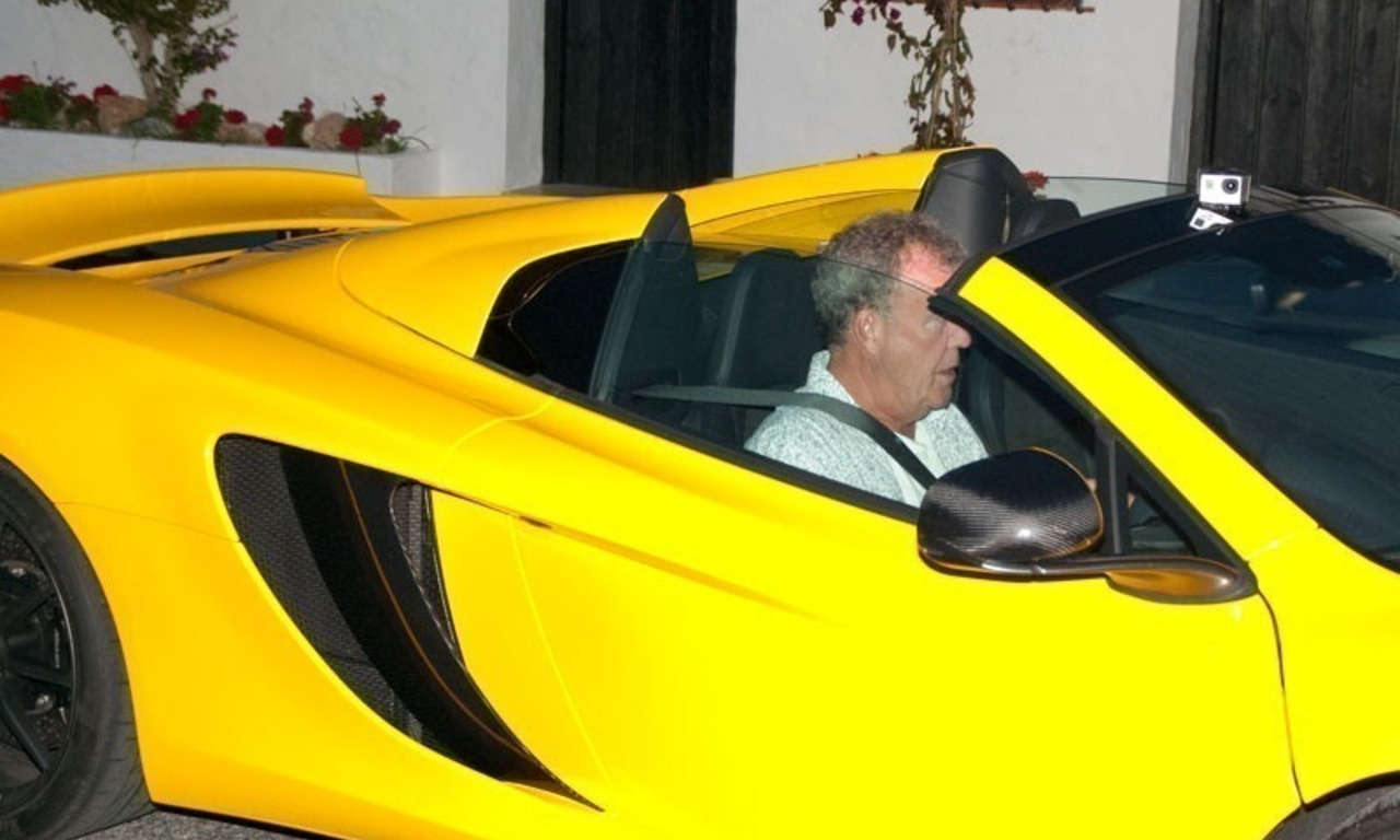 TOP GEAR in Puerto Banus, Marbella 9