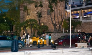 TOP GEAR in Puerto Banus, Marbella 10