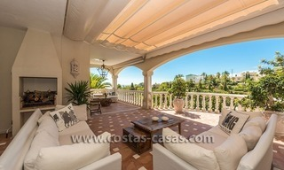 Luxueuze villa te koop op de Golden Mile in Marbella 1