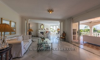 Luxueuze villa te koop op de Golden Mile in Marbella 2