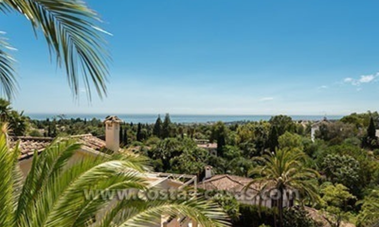 Luxueuze villa te koop op de Golden Mile in Marbella 12