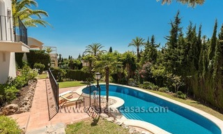 Luxueuze villa te koop op de Golden Mile in Marbella 14