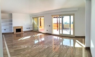 Luxe penthouse appartement te koop in Sierra Blanca, Golden Mile, vlakbij Marbella Centrum 4