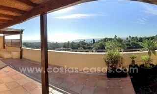 Luxe penthouse appartement te koop in Sierra Blanca, Golden Mile, vlakbij Marbella Centrum 0