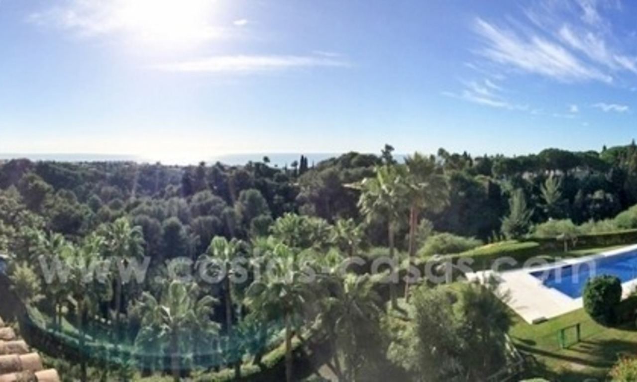 Luxe penthouse appartement te koop in Sierra Blanca, Golden Mile, vlakbij Marbella Centrum 3