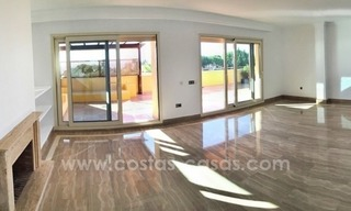 Luxe penthouse appartement te koop in Sierra Blanca, Golden Mile, vlakbij Marbella Centrum 5