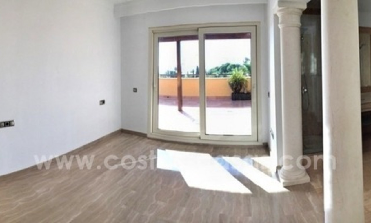 Luxe penthouse appartement te koop in Sierra Blanca, Golden Mile, vlakbij Marbella Centrum 6