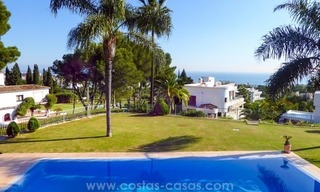 Villa te koop in Altos Reales op de Golden Mile te Marbella 1