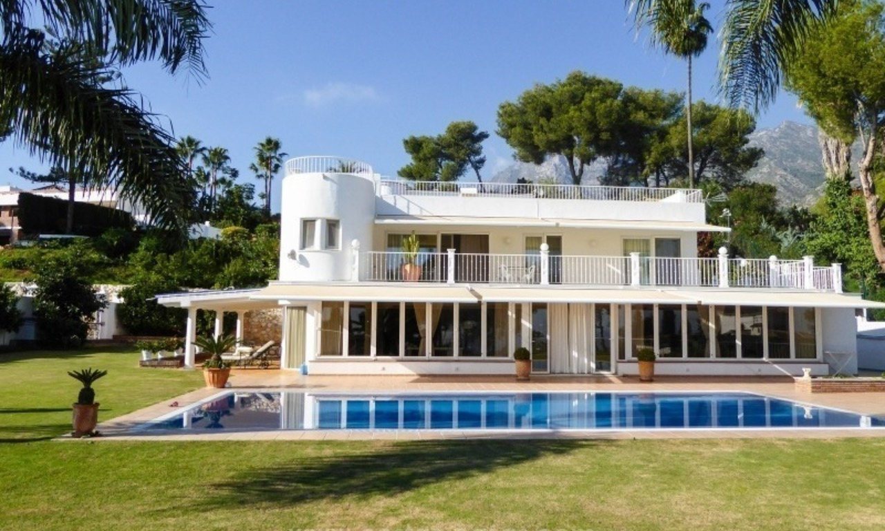 Villa te koop in Altos Reales op de Golden Mile te Marbella 6