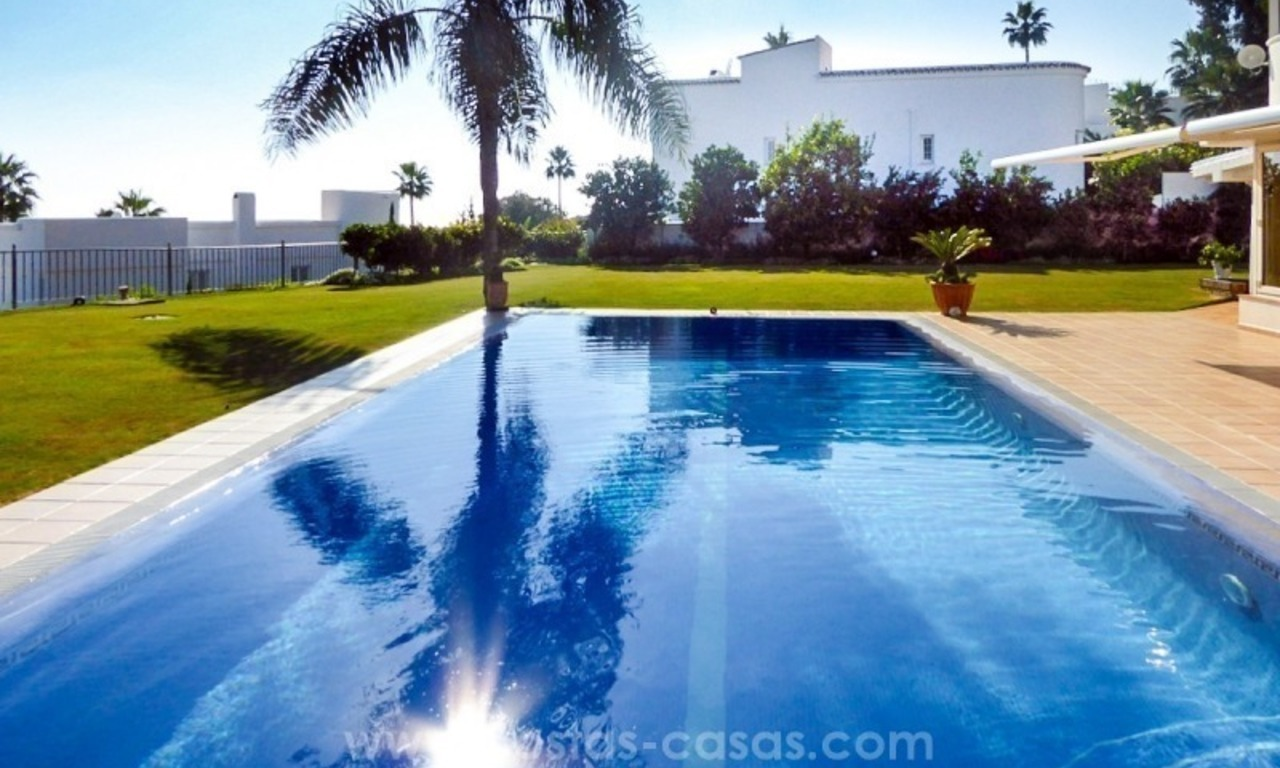 Villa te koop in Altos Reales op de Golden Mile te Marbella 7