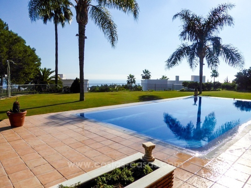 Villa te koop in Altos Reales op de Golden Mile te Marbella