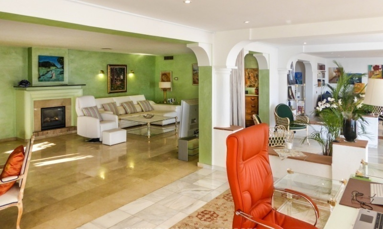 Villa te koop in Altos Reales op de Golden Mile te Marbella 13