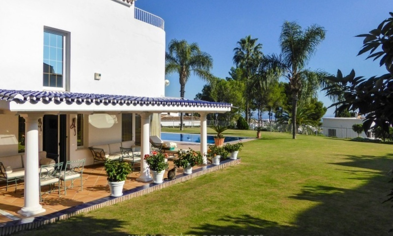 Villa te koop in Altos Reales op de Golden Mile te Marbella 9
