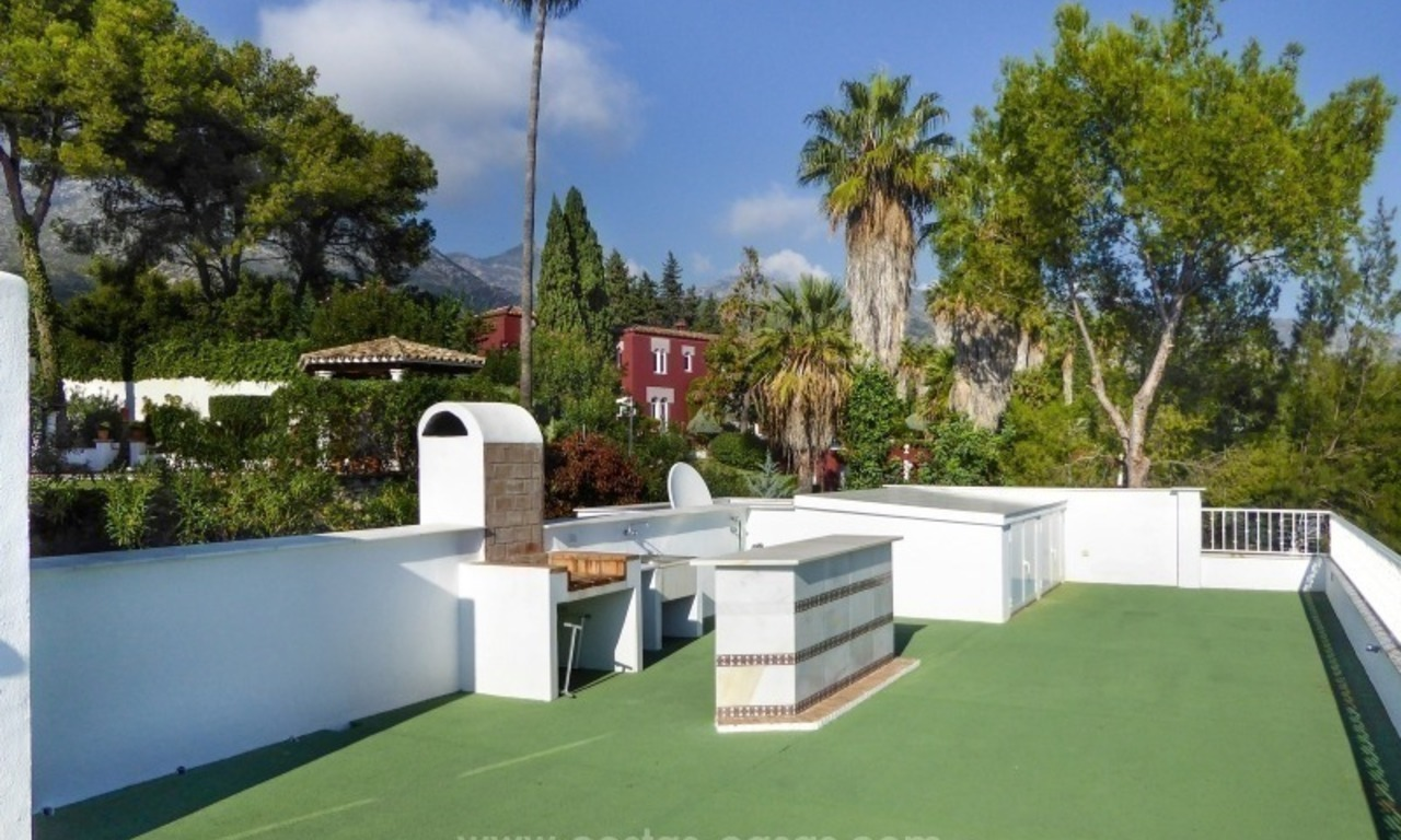 Villa te koop in Altos Reales op de Golden Mile te Marbella 23