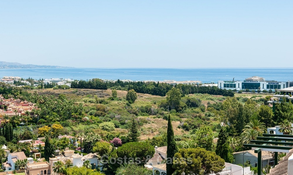 Ter huur: Penthouse Appartement in Nueva Andalucia, Marbella 291