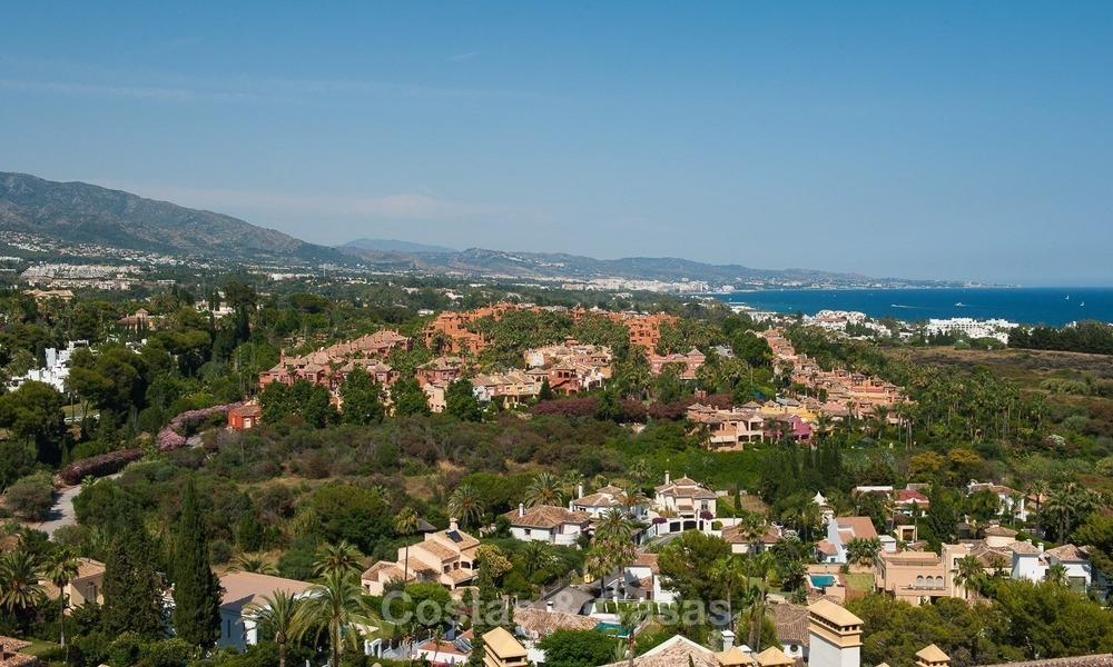 Ter huur: Penthouse Appartement in Nueva Andalucia, Marbella 294