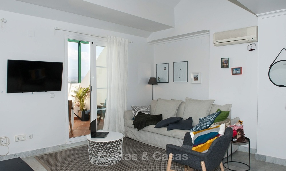 Ter huur: Penthouse Appartement in Nueva Andalucia, Marbella 296