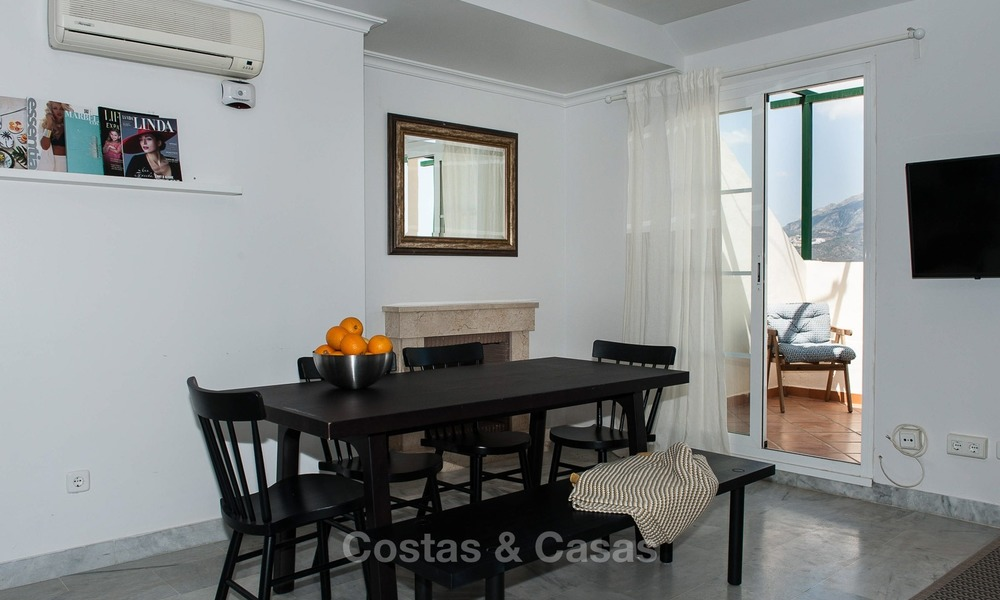 Ter huur: Penthouse Appartement in Nueva Andalucia, Marbella 297