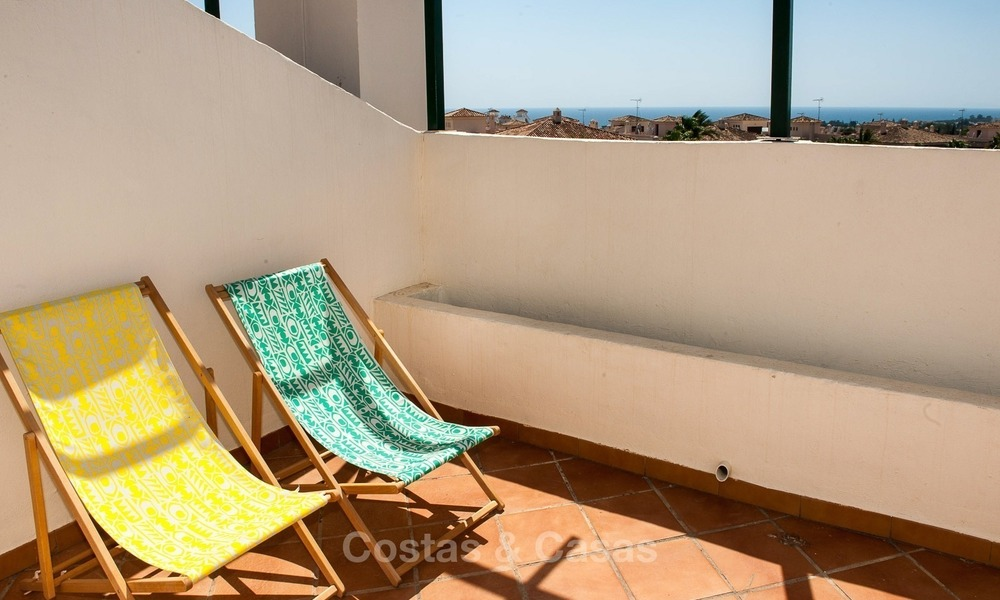 Ter huur: Penthouse Appartement in Nueva Andalucia, Marbella 302