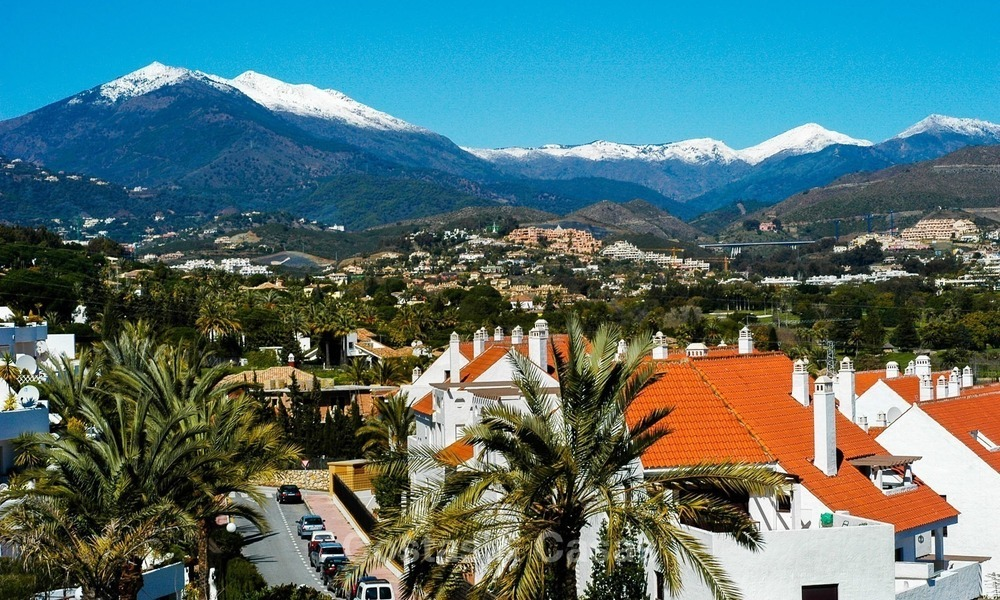Ter huur: Penthouse Appartement in Nueva Andalucia, Marbella 310